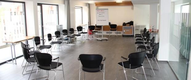 Seminarraum beim NLP Trainer Training